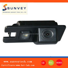 wide view angle car video parking sensor