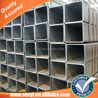 Black steel square tube material specifications