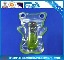 Wholesale waterproof plastic cell phone bag