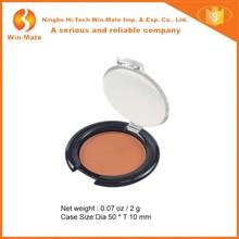 Hot Cheap Makeup Single Color In MINI case Cosmetic Blush Powder