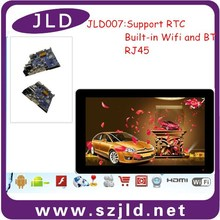 "JLD high tech 15"" video digital screen,lcd ad monitor for shops/supermarket/stores promotion advertising"