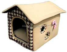 RIMAX Small Medium Large Dog Puppy Cat Rabbit House Bed dog house for sale