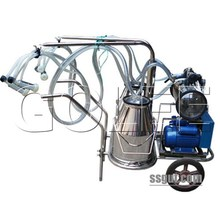 milk sucking machine and portable goat milking machine for sale