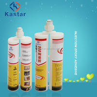 Strong decorative effect ceramic floor tile adhesive with good gloss