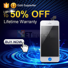 Mobile Phone LCD Touch Screen and Digitizer Replacement Parts for iPhone 5