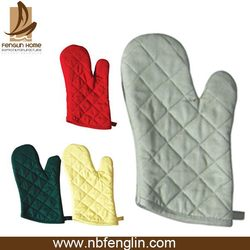Super quality hot sell 3 finger silicone glove oven mitt