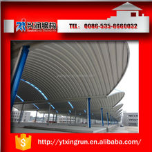 sandwich panel Light steel structure office