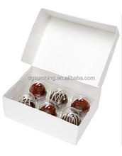 6-piece-cakeball-box custom cupcake boxes