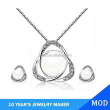 925 sterling silver freshwater set pearl jewelry
