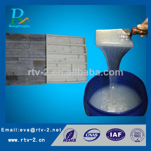Le caoutchouc de polyuréthane liquide, en caoutchouc d'uréthane, unvulcanize composé de caoutchouc