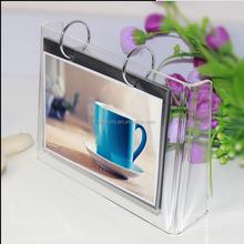 Frame stand desk calendar for innovative promotion gifts desk calendar design