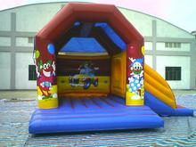 inflatable jumping bed for kids/great quality bouncer/small bouncer