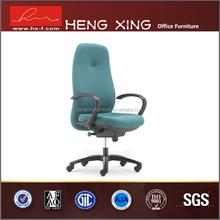 Blue executive high back chair for Boss HX-E-6610A