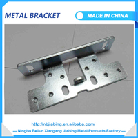 customized metal bed frame bracket made in China