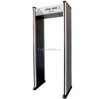 6 zones security walk through gate Industrial Metal Detector