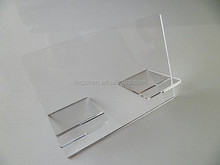 Different Phone Accessory Acrylic Display Rack