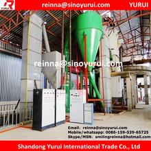 50,000 tons Automatic Turnkey solution gypsum powder production plant