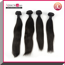 2014 ali express whosale factory price 14 16 28 30 inch human hair weave extension