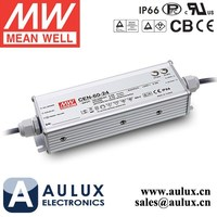 Meanwell Single Output LED Driver 60W CEN-60-36 36V 1.7A Mean Well LED Power Supply IP66 Rated