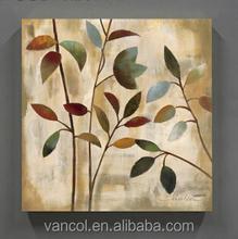 Artistic cheap china textured canvas art online, canvas art sale