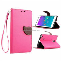 Newest leather case for SamSung Galaxy S6 Edge, Case for SamSung S6 edge