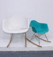Replica designer furniture rocking plastic RAR chair , ems leisure chair , Ems chair supplier