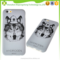 New animal TPU Electroplating Phone Case for IPhone 6S