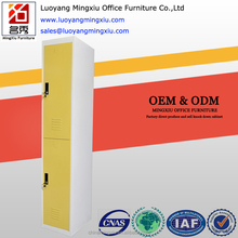High quality filing cabinet design door ikea furniture 2 door padlock locker