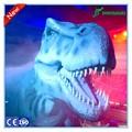 Traje de dinosaurio para parque de jurassic