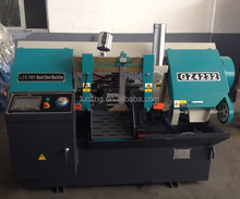 Manufacture sell NC metal cutting portable band saw automatic feeding gz4232