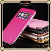 New Pattern Custom Shape Printed Diamond Setting Leather Case For Iphone 5S
