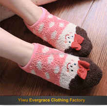 New arrival OEM design cute cotton sock for promotion