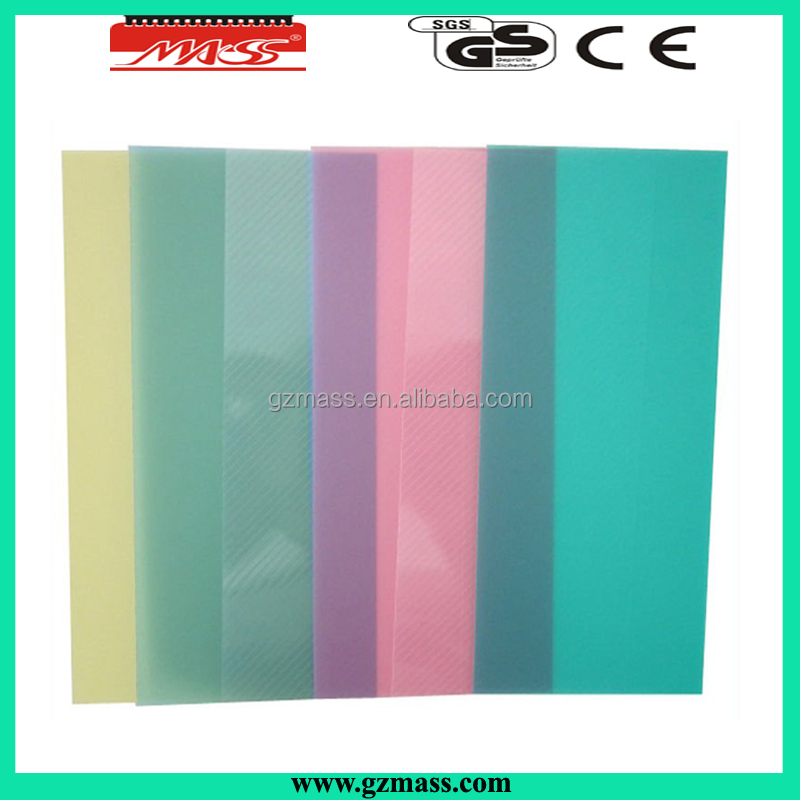 pvc sheets black for office binding 0.1mm-0.4mm
