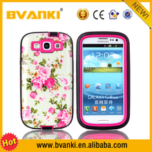 Mobile Phone Accessories Phone Case Handphone Accessories Glitter Phone Case For Samsung Galaxy S3 i9300 Protective Case Cover