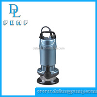 QDX1.5-32-0.75 Dalang aluminum wholesale agriculture using electric water submersible pump