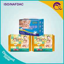 good quality disposable good price baby diapers in south africa made in China