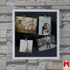 Elegant design Wall decor poster frame shabby chic modern home decor adjustable picture frame
