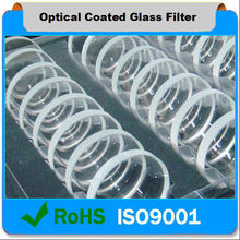 IR CUT 650nm optical filters for laser detective and medical