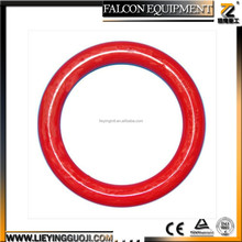 CE SGS hot dip galvanized rigging round alloy steel rings