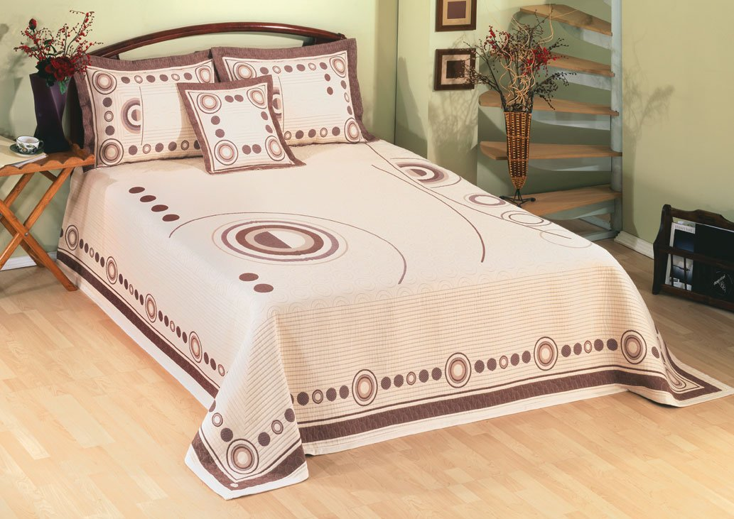 Spanish style bed spreads buy bedspread product on for Spanish style bed