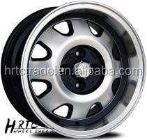HRTC car wire wheels / 15*7.0 car alloy wheels /car rims