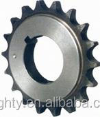 teeth heat treated Roller chain Sprockets and Platewheel Type A or B