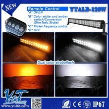 Sales Promotion 120W Emergency Warning Led flash Light Bar