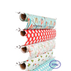 Custom gift wrap paper manufacturer, custom printed wrapping paper