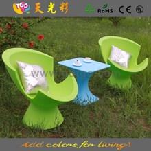 Rotomolding plastic chairs garden furniture outdoor wood beach chair deck chair
