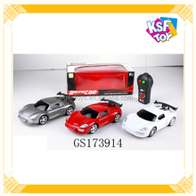 Plastic 2CH RC Car Toy For Kids