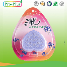 New design 50g Gel Home Air Freshener,Car Air fresheners gel/Car perfume hanging