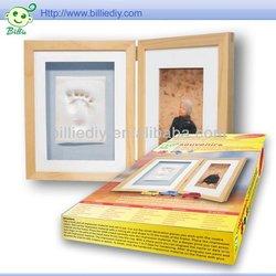 Permanent Memory Baby Keepsake Hand Print Clay