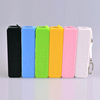 2600mah Free Logo Printing Brand Wholesale China Importers Power Bank Charger With Charging Cable