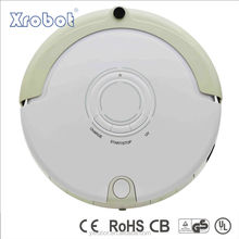 OEM manufacturer supply multifunctional vacuum clean robot for wet floor cleaning, with strong suction power